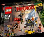 LEGO Ninjago 70629 Piranha Attac