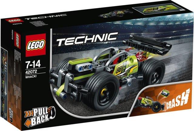 LEGO Technic 42072 Whack!