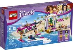 LEGO Friends 41316 Andrea's Speedboat Transporter