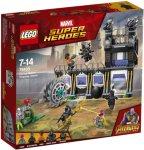 LEGO Marvel Super Heroes 76103 Corvus Glaive Thresher Attack