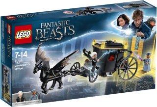 LEGO Fantastic Beasts 75951 Grindewald's Escape