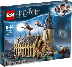 LEGO Harry Potter 75954 Hogwart's Great Hall