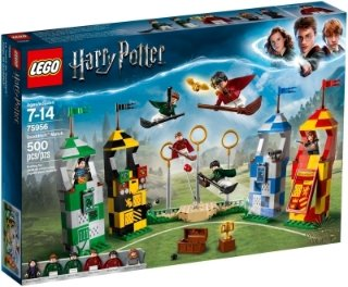 LEGO Harry Potter 75956 Quidditch Match