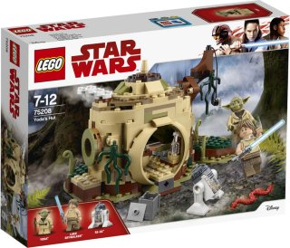 LEGO Star Wars 75208 Yoda's Hut