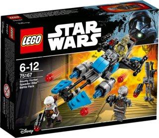 LEGO Star Wars 75167 Bounty Hunter Speeder Bike