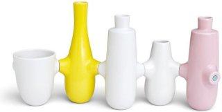 Kähler Fiducia vase og lysestake