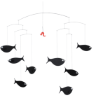 Flensted Mobiles Shoal of fish uro