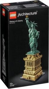 LEGO Architecture 21042 Statue of Liberty