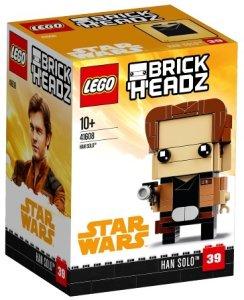 LEGO Brickheadz 41608 Star Wars Han Solo