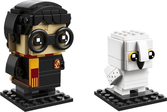 LEGO Brickheadz 41615 Harry Potter & Hedwig