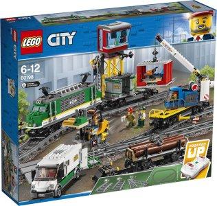 LEGO City 60198 Cargo Train