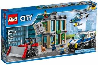 LEGO City 60140 Bulldozer Break-in