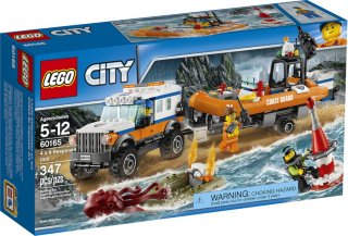 LEGO City 60165 Response Unit