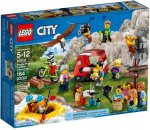 LEGO City 60202 Outdoor Adventure People Pack