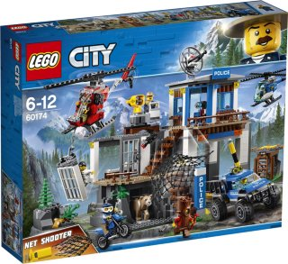 LEGO City 60174 Mountain Police Headquarter