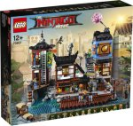 LEGO Ninjago 70657 City Docks