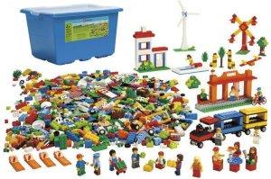 LEGO City Education start-sett