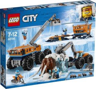 LEGO City 60195 Mobile Exploration Base
