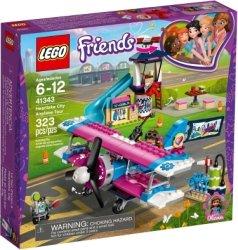 LEGO Friends 41343 Heartlake City Airplane Tour
