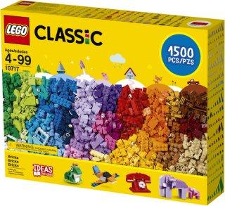 LEGO Classic 10717 Bricks, Bricks, Bricks