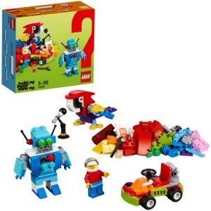 LEGO Classic 10402 Building Bigger