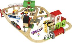 Brio Deluxe World 33870 - Togbane