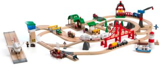 Brio Deluxe World 33766 - Togbane