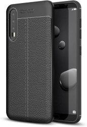 Litchi TPU Deksel Huawei P20 Pro