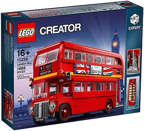 LEGO Creator 10258 London Bus
