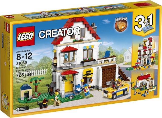 LEGO Creator 31069 Modular Family Villa