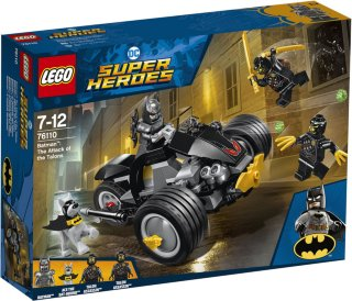 LEGO DC Super Heroes 76110 The Attack of the Talons