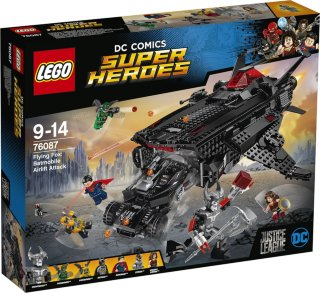 LEGO DC Super Heroes 76087