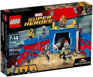 LEGO DC Super Heroes 76088 Thor vs. Hulk