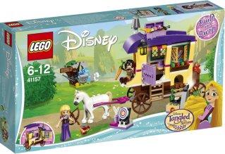 LEGO Disney 41157 Rapunzel´s Traveling Caravan