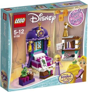 LEGO Disney 41156 Rapunzel's Castle Bedroom