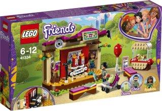LEGO Friends 41334 Andrea's Park Performance
