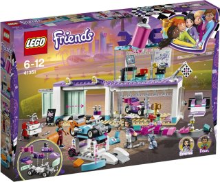 LEGO Friends 41351 Creative Touring Shop