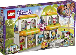 LEGO Friends 41345 Heartlake Pet Shop