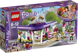 LEGO Friends 41336 Emma's Art Cafè