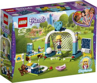 LEGO Friends 41330 Stephanie's Soccer Practice