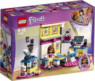 LEGO Friends 41329 Olivia´s Deluxe Bedroom