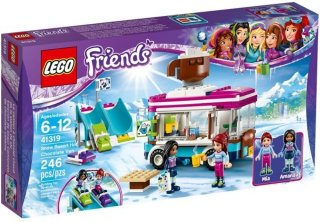 LEGO Friends 41319 Snow Resort Hot Chocolate Van