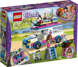 LEGO Friends 41333 Olivia's HCL Vehicle