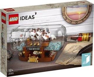 LEGO Ideas 21313 Flaskeskip