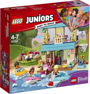 LEGO Juniors 10763 Stephanie's Lake House