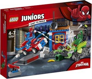 LEGO Juniors 10754 Spider-Man Vs. Scorpion Gatestrid