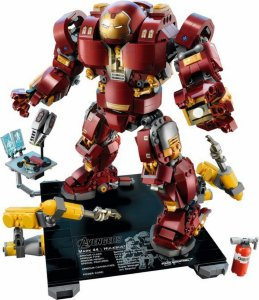 LEGO Marvel Super Heroes 76105 The Hulkbuster Ultron Edition