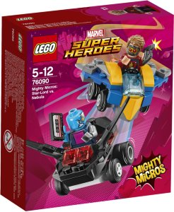 LEGO Marvel Super Heroes 76090 Star-Lord vs. Nebula