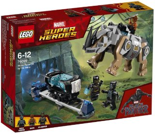 LEGO Marvel Super Heroes 76099 Rhino Face Off