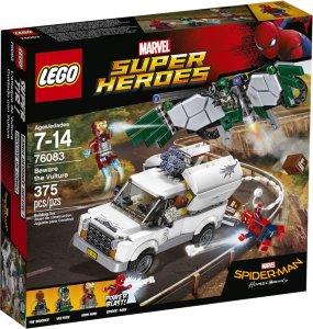 LEGO Marvel Super Heroes 76083 Beware the Vulture